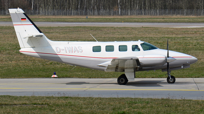 D-IWAS - Cessna T303 Crusader - Private