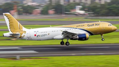 A9C-AE - Airbus A320-214 - Gulf Air