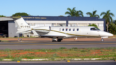 PT-FRD - Bombardier Learjet 40 - Private