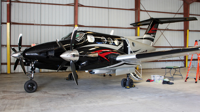 N823HB - Beechcraft F90 King Air - Private