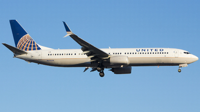 A picture of N69838 - Boeing 737924(ER) - United Airlines - © Xiamen Air 849 Heavy