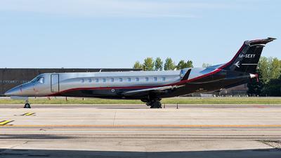 M-SEXY - Embraer ERJ-135BJ Legacy 650 - Private