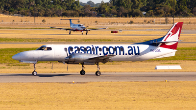 A picture of VHOGX - Fairchild SA226TC - [TC395] - © Tai Morton