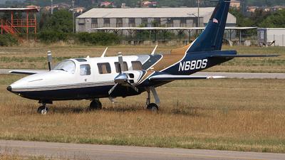 N680S - Piper Aerostar 601P - Private