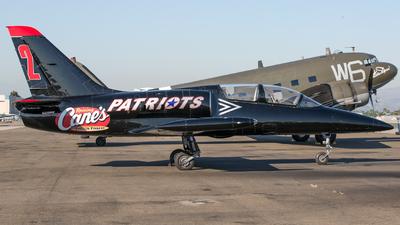 N239RH - Aero L-39 Albatros - Private