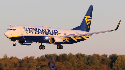 A picture of SPRKC - Boeing 7378AS - Ryanair - © Kay Hansen