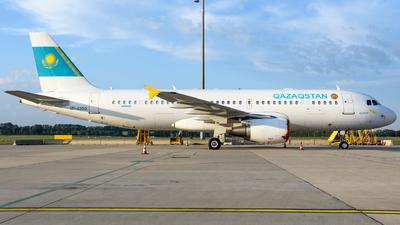 UP-A2001 - Airbus A320-214(CJ) Prestige - Kazakhstan - Government