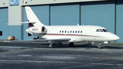 N284QS - Dassault Falcon 2000EX - NetJets Aviation