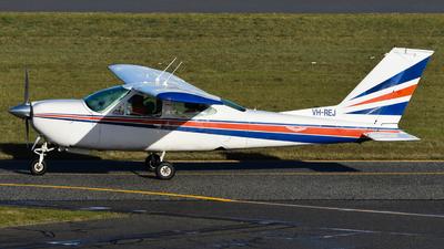VH-REJ - Cessna 177RG Cardinal RG - Air Australia