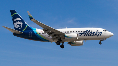 N613AS - Boeing 737-790 - Alaska Airlines