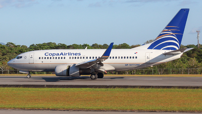 HP-1377CMP - Boeing 737-7V3 - Copa Airlines