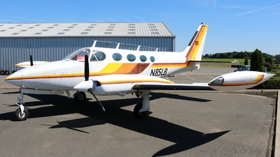 N85LB - Cessna 340A - Private