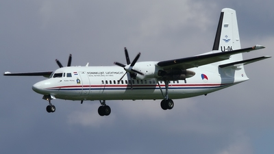 U-06 - Fokker 50 - Netherlands - Royal Air Force
