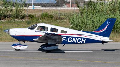 F-GNCH - Piper PA-28-181 Archer III - Union Aéronautique de la Côte d'Azur