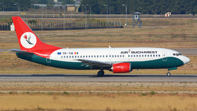 YR-TIB - Boeing 737-3L9 - Air Bucharest