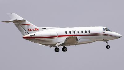 XA-LRM - British Aerospace BAe 125-1000A - Private