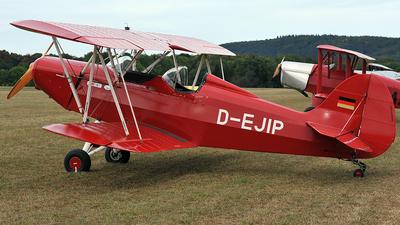 D-EJIP - Hatz CB-1 Biplane - Private