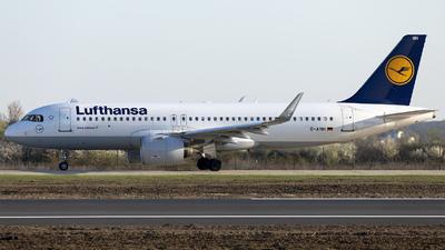 A picture of DAINH - Airbus A320271N - Lufthansa - © Loredana Cioclei
