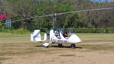 ULTI-093 - Autogyro Europe MT-03 Eagle - AutoGyro Tours Costa Rica