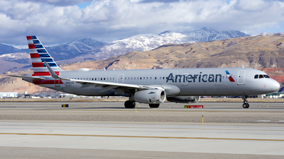 A picture of N994AN - Airbus A321231 - American Airlines - © Michael Rodeback