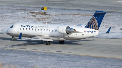 N979SW - Bombardier CRJ-200ER - United Express (SkyWest Airlines)