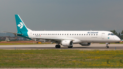I-ADJW - Embraer 190-200LR - Air Dolomiti