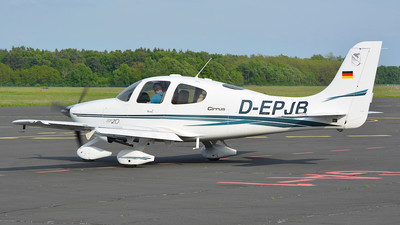 D-EPJB - Cirrus SR20 - Private