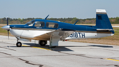 N918TH - Mooney M20J-201MSE - Private