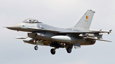 FA-87 - General Dynamics F-16AM Fighting Falcon - Belgium - Air Force