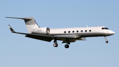 N970SJ - Gulfstream G-V - Private