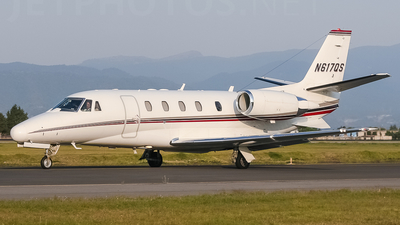A picture of N617QS - Cessna 560XLS Citation Excel - NetJets - © Marcos Nava Zarazua