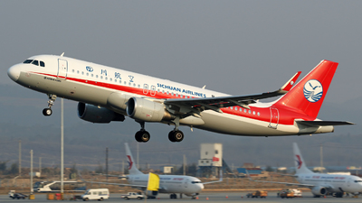 B-8499 - Airbus A320-214 - Sichuan Airlines