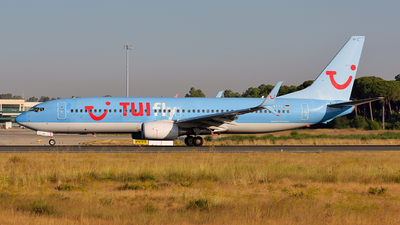 D-ATYC - Boeing 737-8K5 - TUIfly