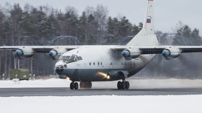 RA-11652 - Antonov An-12B - Russia - Air Force