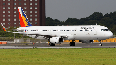 RP-C9915 - Airbus A321-231 - Philippine Airlines