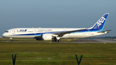 JA898A - Boeing 787-9 Dreamliner - All Nippon Airways (Air Japan)