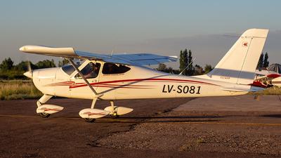 A picture of LVS081 - Tecnam P92 Eaglet - [] - © Martín Montero de Espinosa