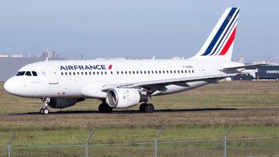 A picture of FGPMD - Airbus A319113 - [0618] - © Baptiste Prevost
