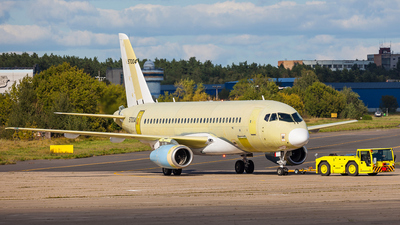 97004 - Sukhoi Superjet 100-95B - Interjet