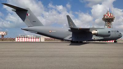 A7-MAM - Boeing C-17A Globemaster III - Qatar - Air Force