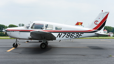 N7963F - Piper PA-28-151 Cherokee Warrior - Private