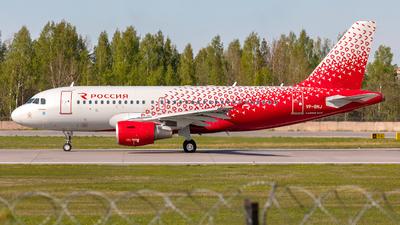 VP-BNJ - Airbus A319-111 - Rossiya Airlines
