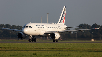 A picture of FGRHF - Airbus A319111 - Air France - © kevin.hackert