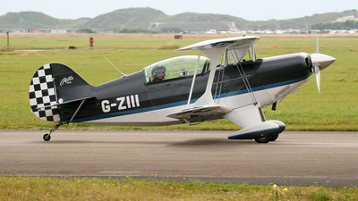 G-ZIII - Pitts S-2B Special - Private