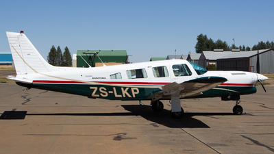ZS-LKP - Piper PA-32R-301T Turbo Saratoga SP - Private