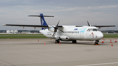 A picture of EISLF - ATR 72201(F) - ASL Airlines - © Frank Specker