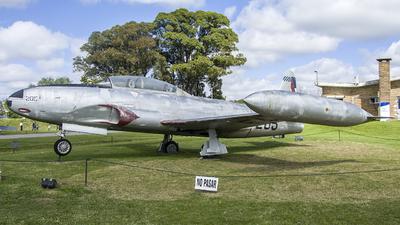 FAU205 - Lockheed T-33A Shooting Star - Uruguay - Air Force
