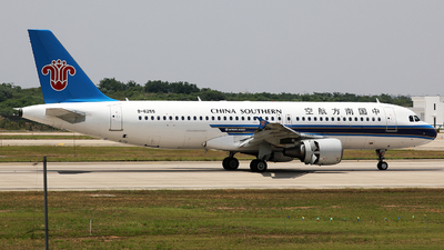 B-6255 - Airbus A320-214 - China Southern Airlines