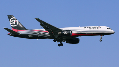 B-2828 - Boeing 757-25C(PCF) - SF Airlines