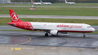 TC-ATR - Airbus A321-211 - AtlasGlobal